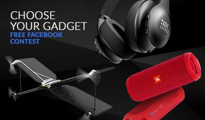 Choose your gadget
