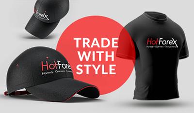 HotForex 商品