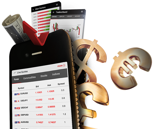 hotForex App Phones