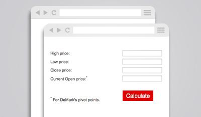 Kalkulator Poin Pivot