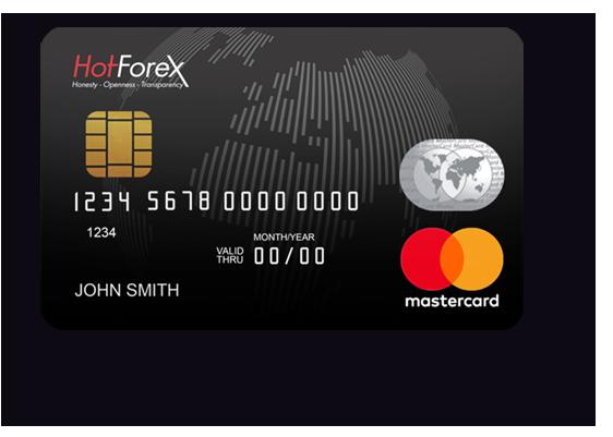 Master Card HotForex