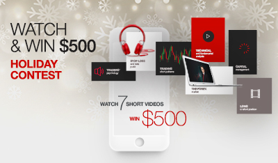 WATCH & WIN HOLIDAY CONTEST 2017